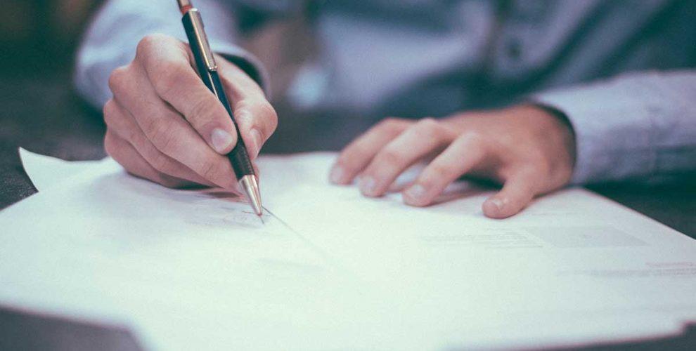 buero-dokumente-schreiben