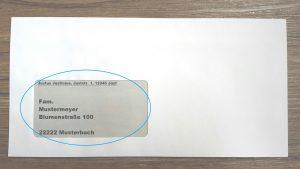 testingly-Brief-mit-Sichfenster-richtig-beschriften-Deutschland